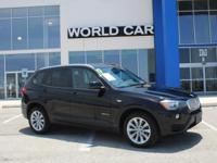 CARFAX 1-Owner, ONLY 19,579 Miles! sDrive28i trim. FUEL