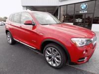 2017 BMW X3 sDrive28i ABS brakes, Alloy wheels,