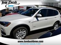 Tom Bush BMW/Mini has a wide selection of exceptional