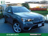 What a Great Deal on this Fun to Drive X3 XDrive! It is