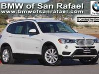 Options:  2017 Bmw X3-Series Xdrive28i Sports Activity