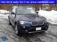 ***2017 BMW X3 xDRIVE28i AWD SUV***  SERVICE LOANER