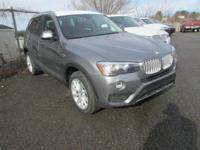 2017 BMW X3 xDrive28i *COLD WEATHEATHER PACKAGE,