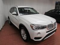 8-Speed Automatic. White Beauty! AWD! Creampuff! This