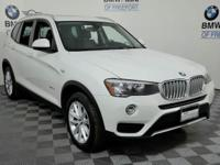 Check out this gently-used 2017 BMW X3 we recently got
