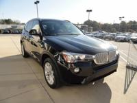 This 2017 BMW X3 xDrive28i is proudly offered by BMW Of