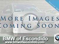 BMW Certified. FUEL EFFICIENT 28 MPG Hwy/21 MPG City!