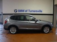 Certified. Clean CARFAX. BMW CERTIFIED, REMAINDER OF