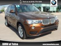 Only available at BMW of Tulsa!! 9702 S Memorial Dr