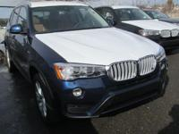 2017 BMW X3 xDrive35i *COLD WEATHEATHER PACKAGE,