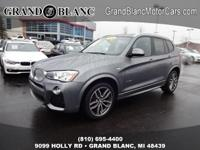 *CHECK THIS OUT* 2017 X3xDr35i * 0% FINANCING TO 72