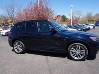 8-Speed Automatic. BMW Certified! All Wheel Drive!