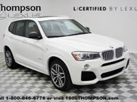 Don't miss this great BMW! This is an excellent vehicle