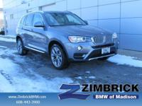 Options:  2017 Bmw X3-Series Xdrive35i Sports Activity