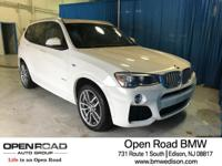 BMW Certified, Excellent Condition, CARFAX 1-Owner. Nav