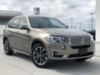 Beautiful nearly-new Certified Pre-Owned 2017 BMW X5