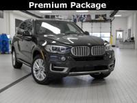2017 BMW X5 3.0L I6 DOHC 24V Advanced Diesel xDrive35d