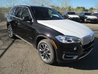2017 BMW X5 xDrive35d Blk Dakota Leather, 4-Zone