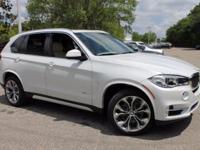 2017 BMW X5 xDrive35d 29/23 Highway/City MPG  Options: