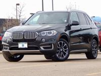 This 2017 BMW X5 xDrive35i come with AWD, Driver