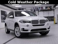 2017 BMW X5 3.0L I6 DOHC 24V TwinPower Turbo xDrive35i