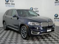 This outstanding example of a 2017 BMW X5 xDrive35i is