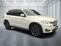 2017 BMW X5 xDrive35i. Black w/Dakota Leather