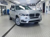 2017 BMW X5 3.0L I6 DOHC 24V TwinPower Turbo xDrive35i