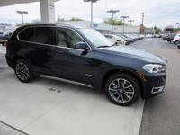 2017 BMW X5 xDrive35i  Options:  3.154 Axle
