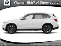 Wagner BMW of Shrewsbury has a wide selection of