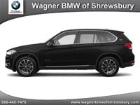 This 2017 BMW X5 xDrive40e iPerformance is offered to