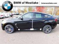 New 2017 BMW X6 M with Driver Assistance Plus Package,