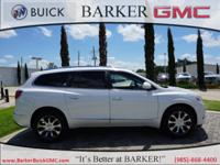 2017 Buick Enclave Premium Group FWD. This vehicle has