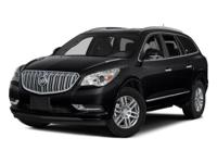 Options:  2017 Buick Enclave Leather|White/|V6 3.6L