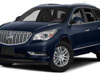 It doesn't get much better than this 2017 Buick Enclave