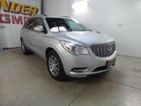 Check out this 2017 Buick Enclave Leather. Its