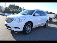 Options:  2017 Buick Enclave Leather|Awd Leather 4Dr
