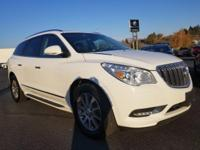 Boasts 22 Highway MPG and 15 City MPG! This Buick