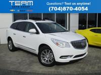 **BUICK CPO & TEAM CERTIFIED**, No-Hassle No-Haggle