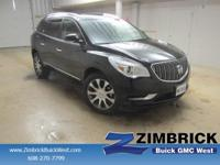 Options:  2017 Buick Enclave Awd 4Dr Leather|4-Wheel