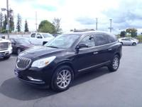 CARFAX One-Owner. 2017 Buick Enclave Leather Group