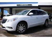 Options:  2017 Buick Enclave Leather|White|18|768