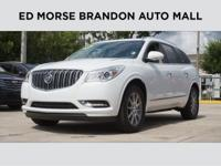 Check out this gently-used 2017 Buick Enclave we
