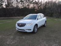 Looking for a clean, well-cared for 2017 Buick Enclave?