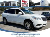 THIS ENCLAVE IS CERTIFIED! CARFAX ONE OWNER! WHEEL
