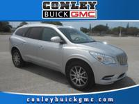 Options:  2017 Buick Enclave Leather|Thank You For