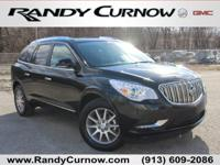 Options:  2017 Buick Enclave Leather|Leather|Suv|3.6L