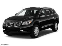 2017 Buick Enclave Premium Group with Leather Seats,