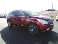 This is the new 2017 Buick Enclave Premium Group AWD