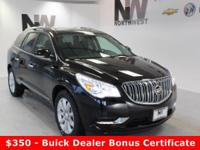 Price includes: $350 - Buick Dealer Bonus Certificate